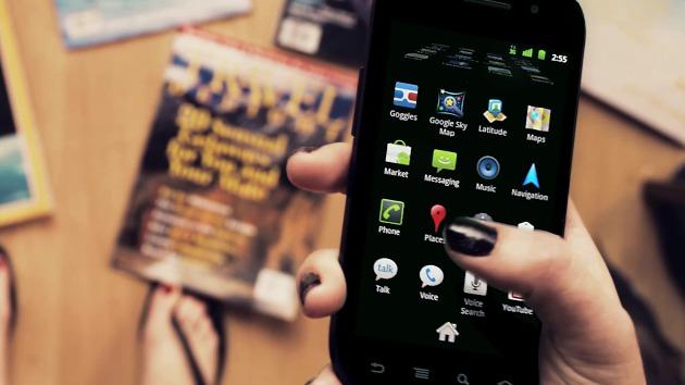 Blog: Google Nexus S can read credit cards!